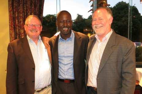 F77733 Samuel Manhom - with mentors Joady Barnes and Cameron Hagar Rotary 26Nov 20122